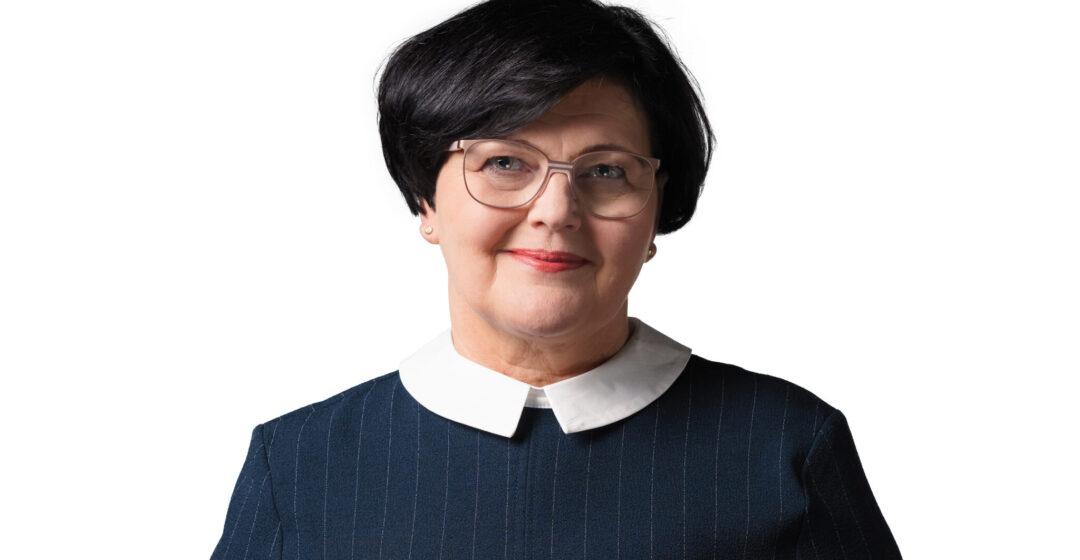 Dekaani Pirjo Laaksonen Vaasan yliopisto