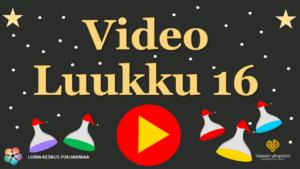 Videoluukku16