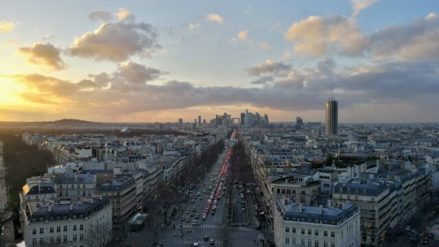 Pariisi the kaupunki