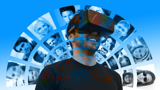 virtual reality credit: Gerd Altmann, Pixabay