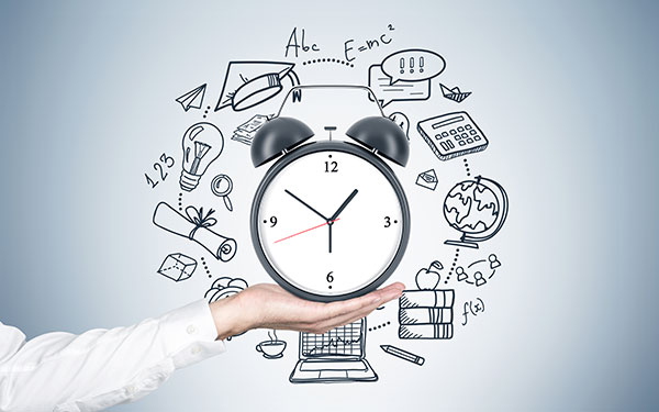 clock and time management